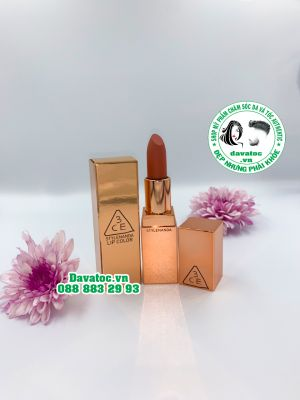 Son 3CE Matte Lip Color 227 – Cam Đất