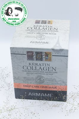 Ủ Tóc Keratin Collagen Armame ( 800ml)  - Italia