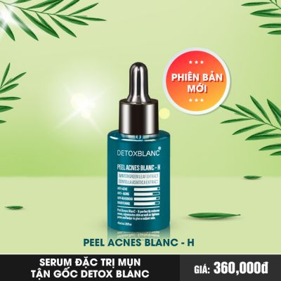 Serum Peel Acnes H